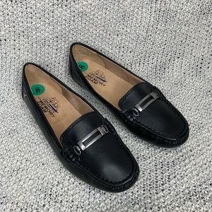 Life Stride Shoes - Life Stride Driving Shoes Women's Loafers Black